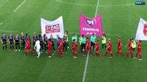 J3   Rodez Aveyron - EA Guingamp (1-1), le résumé