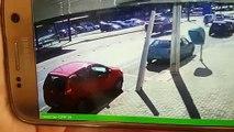 Novas imagens mostram acidente na Avenida Brasil envolvendo ônibus