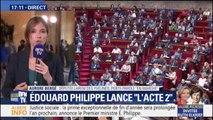 """Mesures écologiques d'Edouard Philippe: pour Aurore Bergé, """"c'est une accélération sur un cap qui est le nôtre depuis deux ans"""""""