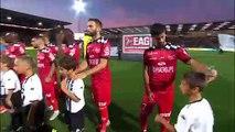 J8 Angers SCO - EA Guingamp ( 0-1 ) 2018-19