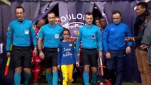 J28 Toulouse FC - EA Guingamp ( 1-0 ) - Résumé - (TFC - EAG) 2018-19