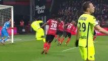 J26 EA Guingamp - Angers SCO ( 1-0 ) - Résumé - (EAG - SCO)   2018-19
