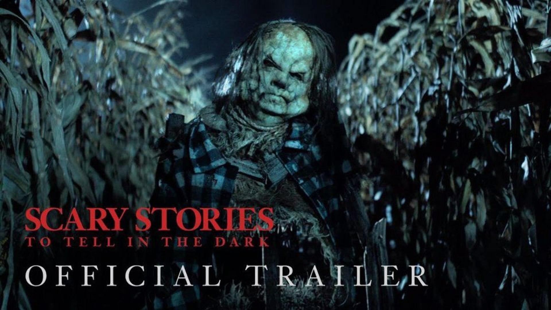 Scary Stories Teaser Trailer Horror Guillermo Del Toro Vost