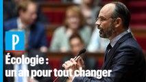 Edouard Philippe : « Les douze prochains mois seront ceux de l'accélération écologique »
