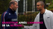 Tony Parker à la retraite : Zinédine Zidane lui rend hommage