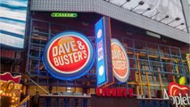 Dave & Buster's Stock Crashes