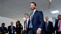 Trump Jr. Questioned By Senate Intelligence Committee On Russian Links