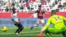 J34 OGC Nice - EA Guingamp ( 3-0 ) - Résumé - (OGCN - EAG) 2018-19