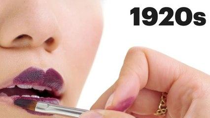 100 Years of Lipstick
