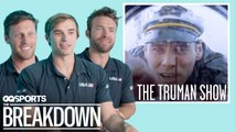 The US SailGP Team Breaks Down Iconic Sailing Movie Scenes