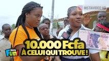 J'OFFRE 10.000 FR A CELUI QUI TROUVE !