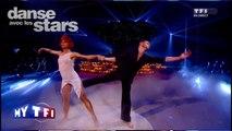 DALS S04 - Une danse contemporaine avec Keen'v et Fauve sur ''Sorry seems to be the hardest word''