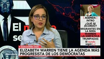 Elizabeth Warren, la aspirante demócrata que llama por teléfono a sus simpatizantes