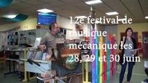 12e édition du festival de musique mécanique à Wintzenheim