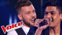 Jacques Brel – Mathilde | Claudio Capéo VS Laurent-Pierre Lecordier | The Voice France 2016 | Battle