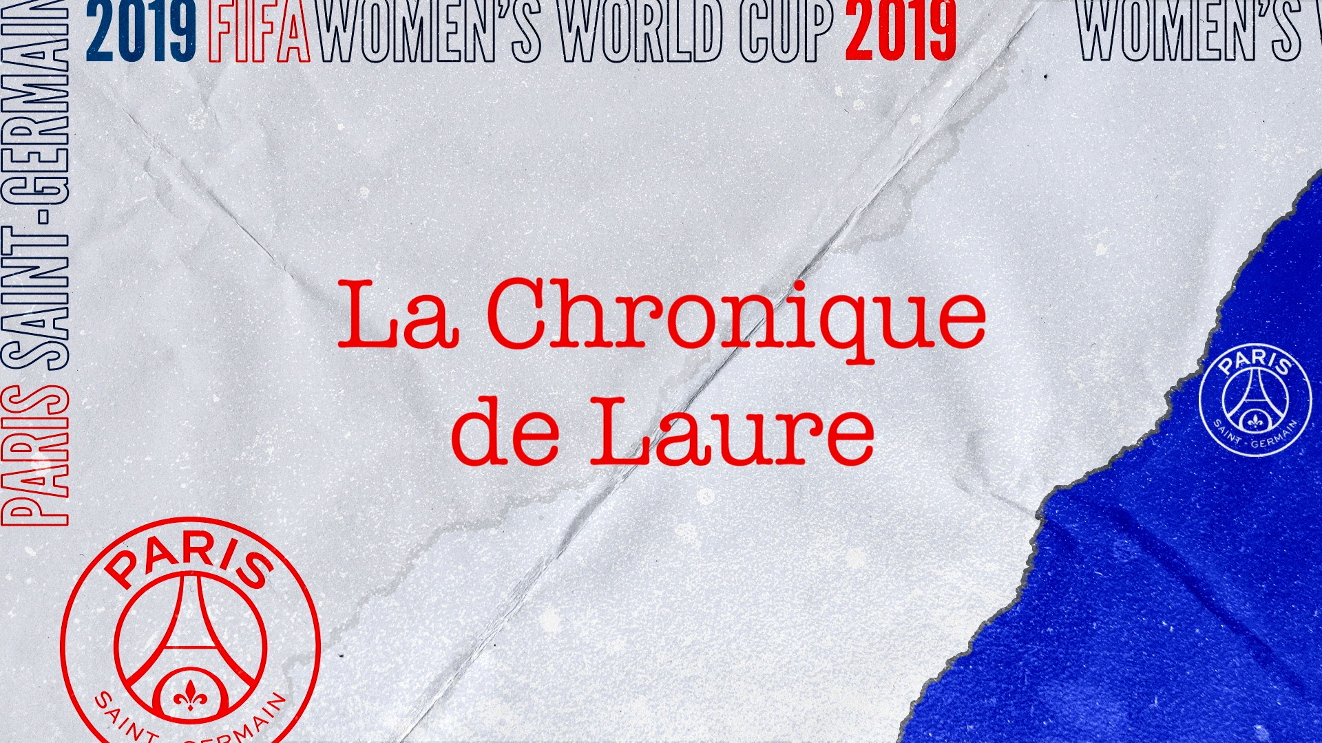 Women's World Cup Diary: With Laure!
