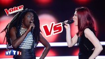 Aerosmith & Run DMC – Walk This Way | Oma Jali VS Jessie Lee | The Voice France 2016 | Battle