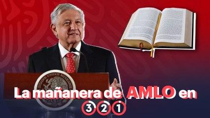 AMLO le pidió a los mexicanos NO DISCRIMINAR a los migrantes porque así lo dice la BIBLIA