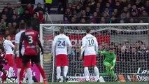J18 EA Guingamp - Paris Saint-Germain (1-0)  - Résumé - (EAG - PSG) _ 2014-15