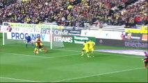 J27 FC Nantes - EA Guingamp (1-0)  - Résumé - (FCN - EAG) _ 2014-15