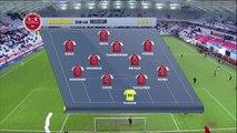 J17 Stade de Reims - EA Guingamp (2-3)  - Résumé - (SdR - EAG) _ 2014-15