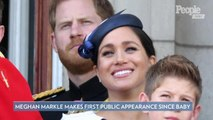 Meghan Markle and Kate Middleton Were 'Happy' at Trooping: 'It Was a Real Moment of Continuity'