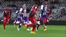J19 Toulouse FC - EA Guingamp (1-1)  - Résumé - (TFC - EAG) _ 2014-15