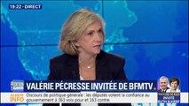 """Valérie Pécresse sur son départ des Républicains: """"Je ne pouvais plus être utile à mon pays dans mon parti"""""""
