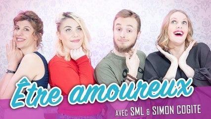 Être amoureux (feat. SML - SIMON COGITE) - Parlons peu Mais parlons !