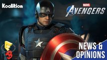 Everything we know about Marvel's Avengers Video Game by Square Enix + Some Thoughts