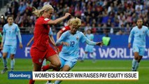 Women's World Cup Becomes 2020 Issue