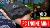 PC Engine Mini y TurboGrafx Mini, nuevas consolas mini