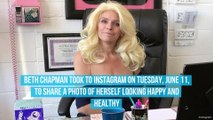 Beth Chapman Looks Happy and Healthy at Work: 'Cancer Will Not Beat Me'