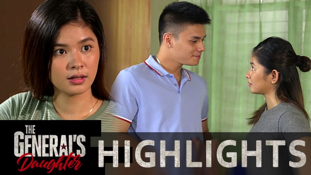 Ivan continues on courting Claire | The General's Daughter