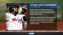 Tiffany Ortiz Provides Latest Update On David Ortiz