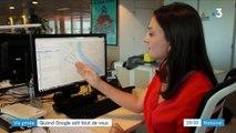 Données personnelles : recherches, achats, trajets... Google sait-il tout de vous ?