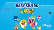 'Baby Shark' Headed on the Road With 100-Date Tour   Billboard News