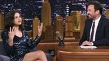 Selena Gomez Opens Up About Upcoming Album on 'The Tonight Show' | THR News