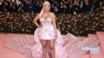 Nicki Minaj Breaks Her Social Media Silence With Cryptic Tweet | Billboard News