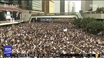 '송환법' 연기 말고 철회하라…'홍콩 국회' 포위