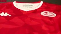 CAN 2019 : le nouveau maillot de la Tunisie (domicile)