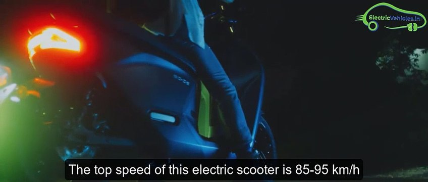 GoGoro and Yamaha First Electric Scooter EC-05