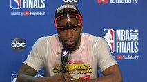 Kawhi Leonard Postgame Press Conference - Game 6 - Raptors vs Warriors - 2019 NBA Finals