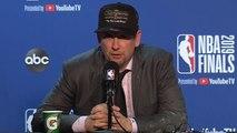 Nick Nurse Postgame Press Conference - Game 6 - Raptors vs Warriors - 2019 NBA Finals