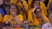 Klay Thompson ACL INJURY - Game 6 - Warriors vs Raptors - 2019 NBA Finals