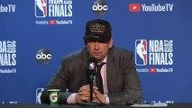 Nick Nurse Postgame Interview - Game 6 - Raptors vs Warriors - 2019 NBA Finals