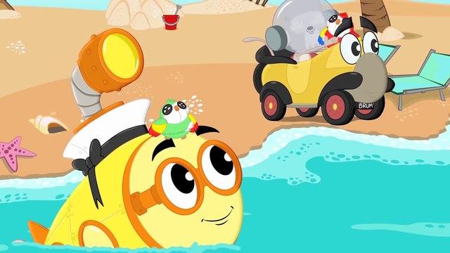 ★NEW★ Brum & Friends - XMAS LIST | BRUM cartn fll EPISODE | Funny Animated cartn