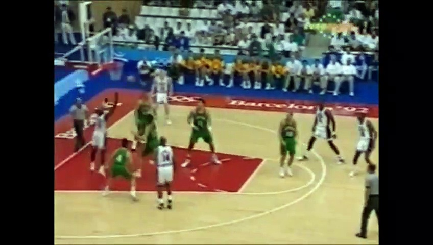 NBA Dream Team Highlights