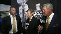 Bruce Cassidy On Stanley Cup Final Game 7 Loss