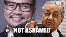 Dr Mahathir: No shame, can say 'I did it with the minister'?
